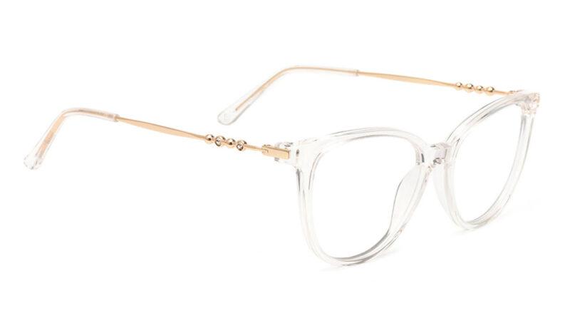 lentes trasparentes
