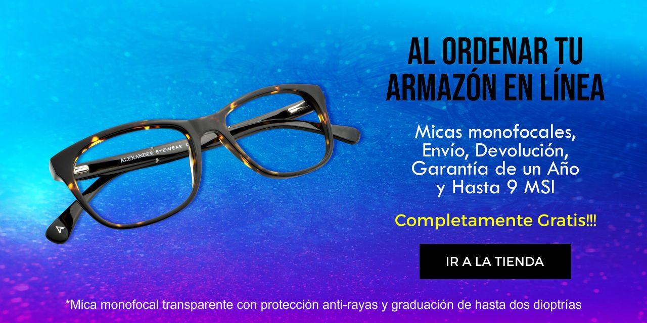 Promociones de lentes